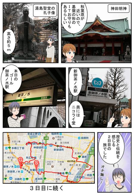 東京23区全駅完全制覇の旅