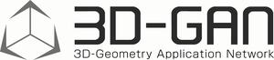 3D-GANロゴ