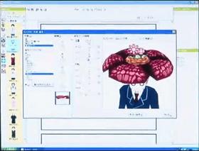 ニコニコ生放送画像